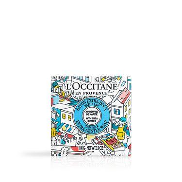 2020/1/8発売 L'OCCITANE カラーユアシア ソープ ミルク
