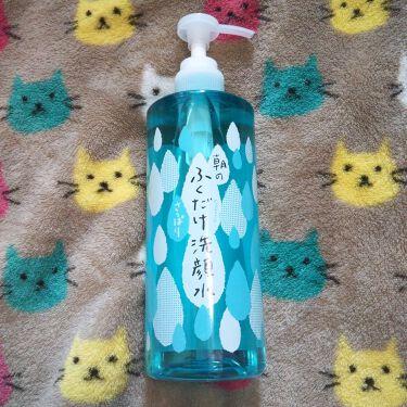 朝のふくだけ洗顔水 さっぱりタイプ/ラクイック/化粧水を使ったクチコミ(1枚目)