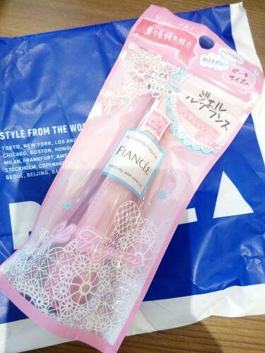 梨夏さんの「フィアンセジェルフレグランス ピュアシャンプーの香り<香水(その他)>」を含むクチコミ