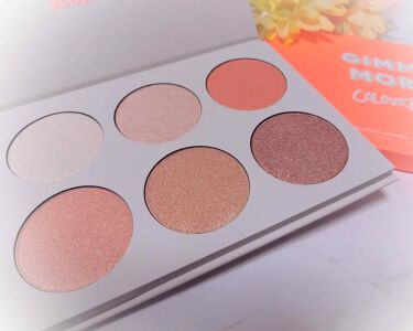 ColourPop(カラーポップ) GIMME MORE pressed powder highlighter