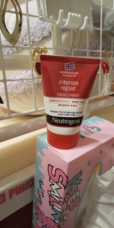 ノルウェー フォーミュラ インテンスリペア ハンドクリーム/Neutrogena/ハンドクリーム・ケアを使ったクチコミ(1枚目)