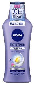 ニベア プレミアムボディミルク ホワイトニング