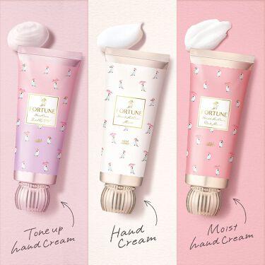 フレグランス ハンドクリーム/フォーチュン/ハンドクリーム・ケアを使ったクチコミ(1枚目)