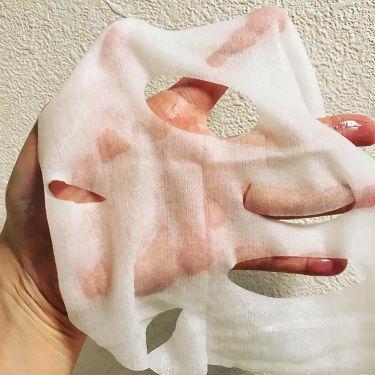 スーパー毛穴引き締めマスクプラセンタ/ラボラボ/シートマスク・パックを使ったクチコミ(2枚目)