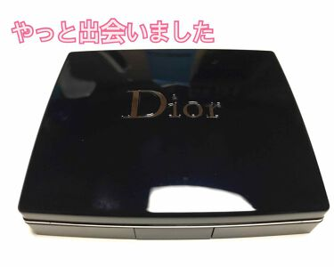 ディオール ブラッシュ/Dior/パウダーチークを使ったクチコミ(1枚目)