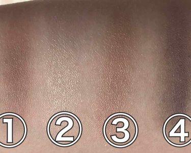 セレクション・ドゥ・ショコラアイズ/LUNASOL/パウダーアイシャドウを使ったクチコミ(3枚目)