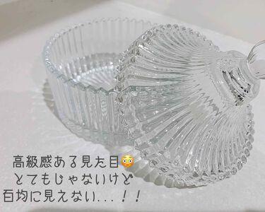 ガラス小物入れ/DAISO/その他を使ったクチコミ(2枚目)