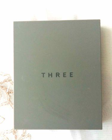 シマリング グロー デュオ/THREE/ジェル・クリームチークを使ったクチコミ(2枚目)
