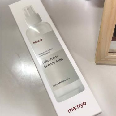 ガラクトミー エッセンミスト/MANYO FACTORY/ミスト状化粧水を使ったクチコミ(1枚目)