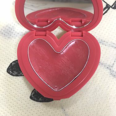 HEART POT LIP/3CE/口紅を使ったクチコミ(3枚目)