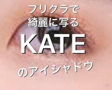 ヴィンテージモードアイズ/KATE/パウダーアイシャドウを使ったクチコミ(1枚目)