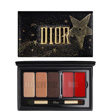 2020/10/16発売 Dior スパークリング クチュール アイ&リップ パレット
