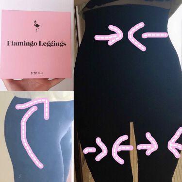 yuna*毎日投稿* on LIPS 「新発売/お腹もおしりも脚もキュッと細見え、履くだけ−6㎝💕加圧..」(3枚目)