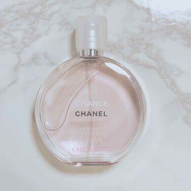 チャンス オー タンドゥル オードゥ トワレット(ヴァポリザター)/CHANEL/香水(レディース)を使ったクチコミ(2枚目)