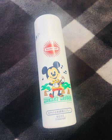 プロテクト UV スプレー/サンカット/日焼け止め(ボディ用)を使ったクチコミ(1枚目)