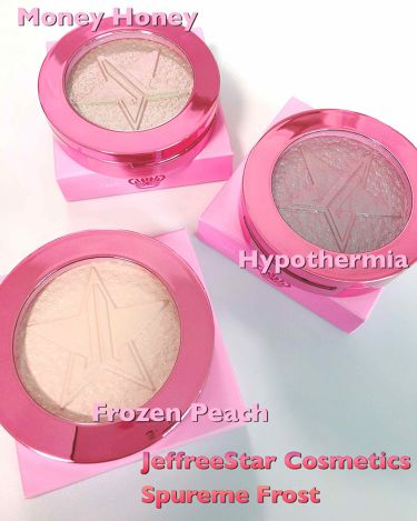 Jeffree star supreme frost/Jeffree Star Cosmetics/パウダーアイシャドウを使ったクチコミ(1枚目)