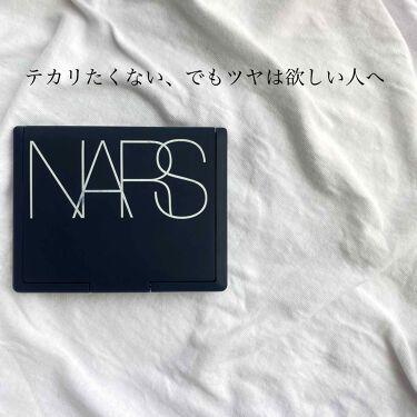 ライトリフレクティングセッティングパウダー プレスト N/NARS/プレストパウダーを使ったクチコミ(1枚目)