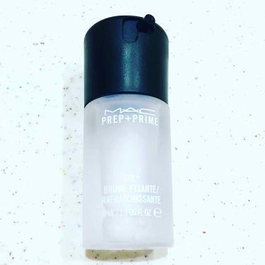 プレップ プライム フィックス+/M・A・C/化粧水を使ったクチコミ(1枚目)