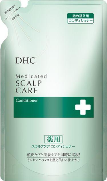 薬用スカルプケア シャンプー/コンディショナー DHC