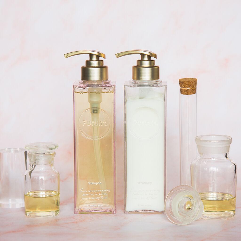 97%以上美容液成分のパサつき・乾燥特化型ケアで、自宅でサロン帰りのような「ぷるんとした美髪」へ。(2枚目)
