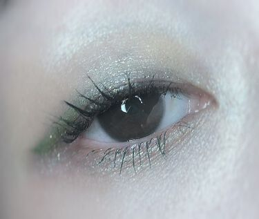 【画像付きクチコミ】イエローメイク💄✅エトヴォスミネラルアイバームアクアシトラスグリーンの偏光パールが綺麗!上瞼と下瞼に塗る。✅MAJOLICAMAJORCAシャドーカスタマイズYE232カナリヤマットだけど、透け感があって使いやすい。上瞼に塗る。✅MI...