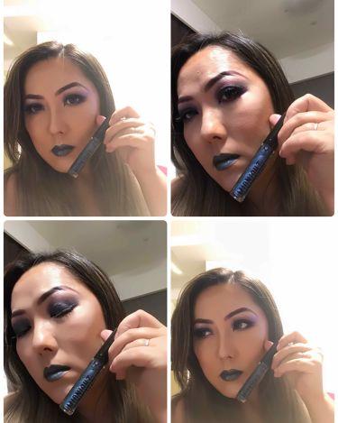 ゆっちゃんさんの「NYX Professional MakeupNYXミッドナイトカオスリップグロス<リップグロス>」を含むクチコミ