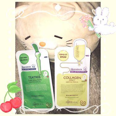 collagen impact /MEDIHEAL/シートマスク・パックを使ったクチコミ(1枚目)