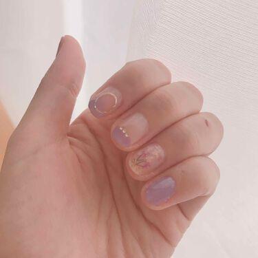 ネイルシール/つけ爪・ネイルチップを使ったクチコミ(1枚目)