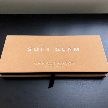 SOFT GLAM アイシャドウ パレット/アナスタシア ビバリーヒルズ/パウダーアイシャドウを使ったクチコミ(2枚目)