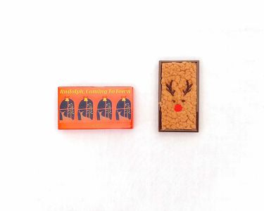 ルドルフ プレイカラー アイシャドウミニ トナカイ/ETUDE HOUSE/パウダーアイシャドウを使ったクチコミ(1枚目)