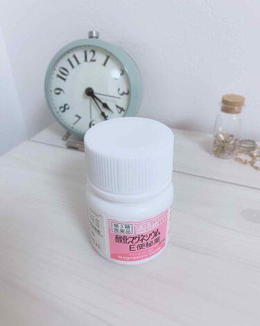 酸化マグネシウムE便秘薬(医薬品) 健栄製薬