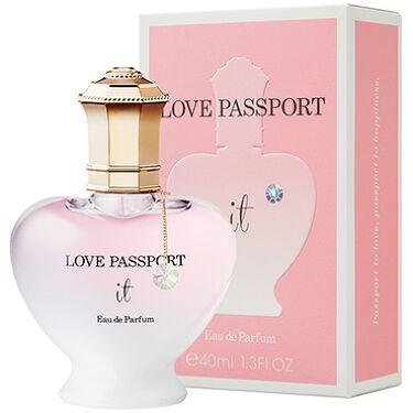 ラブ パスポート イット オードパルファム ラブパスポート