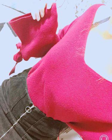 れぃぴん on LIPS 「ファッション合わせてみました!普通に着ることもできるし肩を出し..」(1枚目)