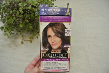 【画像付きクチコミ】日本人の髪を考えて開発された白髪染めです。髪に色素が浸透しやすいというのが特徴。ロレアル独自のロングラスティング色素が毛髪に長く留まって、美しい髪色をしっかりキープしてくれるそう。使い分けも出来る二剤式。クリームを混ぜ合わせて使うタイ...