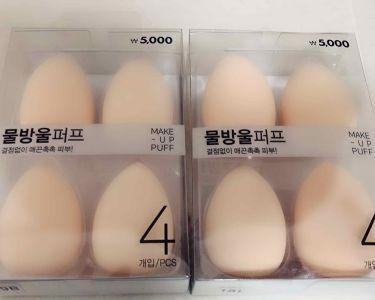 韓国ダイソー/DAISO/パウダーアイシャドウを使ったクチコミ(1枚目)