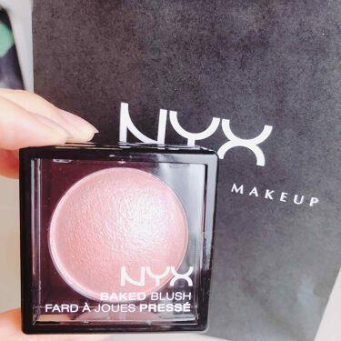 NYX Professional Makeup ベイクド ブラッシュ