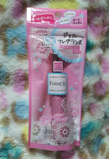 ジェルフレグランス ピュアシャンプーの香り N/フィアンセ/香水(レディース)を使ったクチコミ(2枚目)