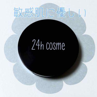 24 ミネラルクリームファンデ/24h cosme/パウダーファンデーション by 光