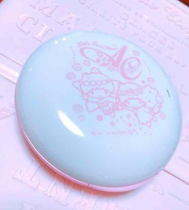 AC キキ&ララ プレストパウダー/AC by Angelcolor/プレストパウダーを使ったクチコミ(1枚目)