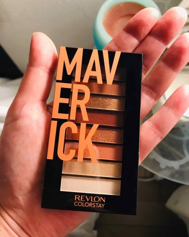 レブロン カラーステイ ルックス ブック パレット/REVLON/パウダーアイシャドウを使ったクチコミ(1枚目)