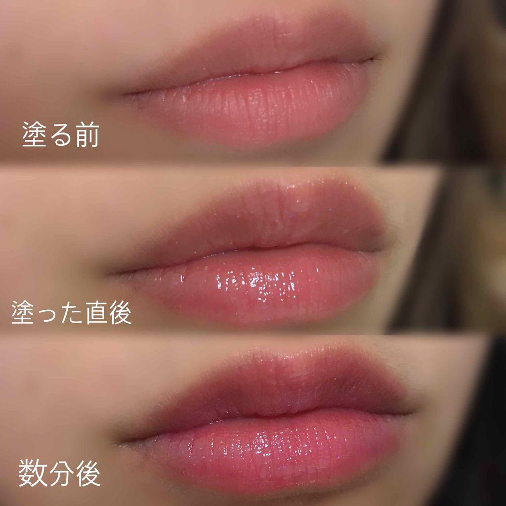 フォーエヴァージューシー オイルルージュ ティント/ジルスチュアート/口紅を使ったクチコミ(3枚目)