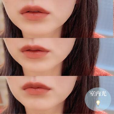 カラーリッシュモイストマットN/ロレアル パリ/口紅を使ったクチコミ(2枚目)