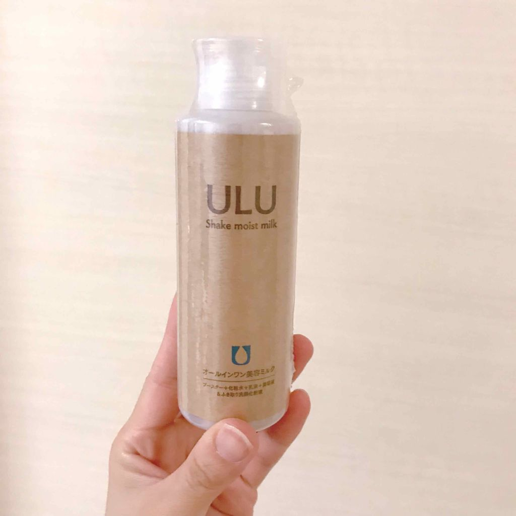 ULU Shake moist milk