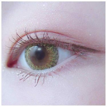1DAY COLOR CONTACT LENSES/Miche Bloomin/その他を使ったクチコミ(3枚目)