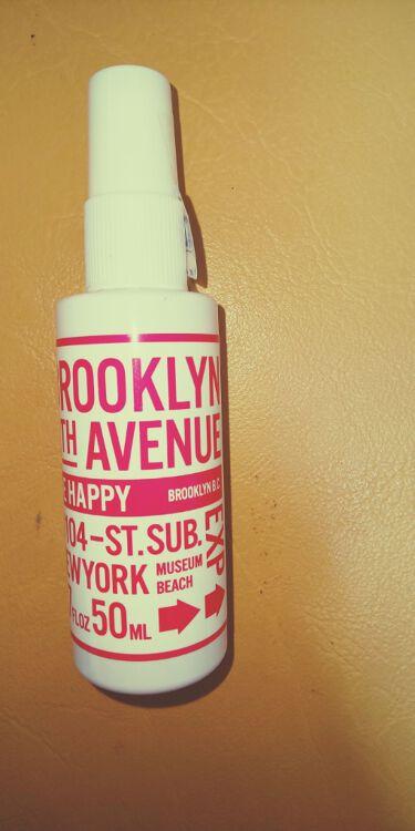 ブルックリン ボディコロン/DAISO/香水(その他)を使ったクチコミ(1枚目)