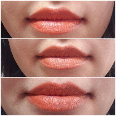 Elegant Impressionist Semi- matte Lipstick/Beauty Cottage/口紅を使ったクチコミ(2枚目)