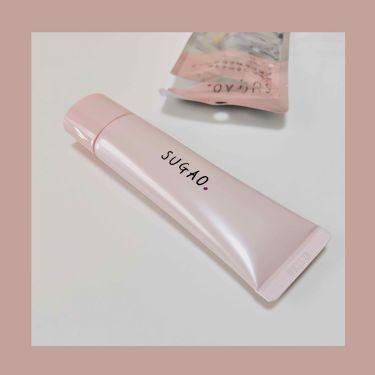 スノーホイップクリーム ピンクホワイト/SUGAO/化粧下地を使ったクチコミ(2枚目)