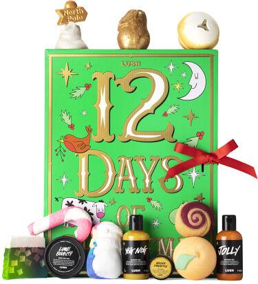 12 デイズ オブ クリスマス ギフト ラッシュ