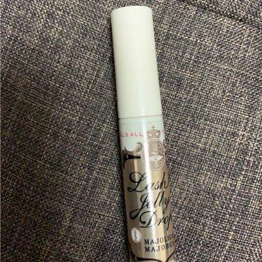 coral_perfume_5qmさんの「マジョリカ マジョルカラッシュジェリードロップ<まつげ美容液>」を含むクチコミ