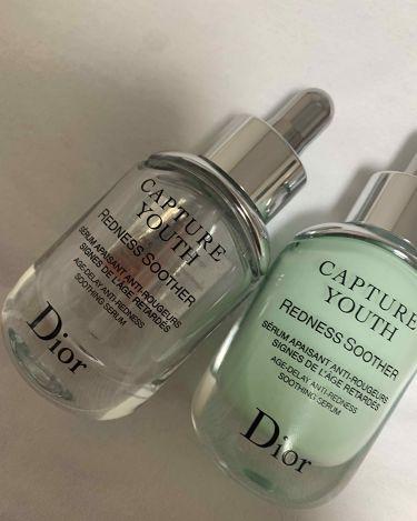 カプチュール ユース レッドネス ミニマイザー/Dior/美容液を使ったクチコミ(1枚目)